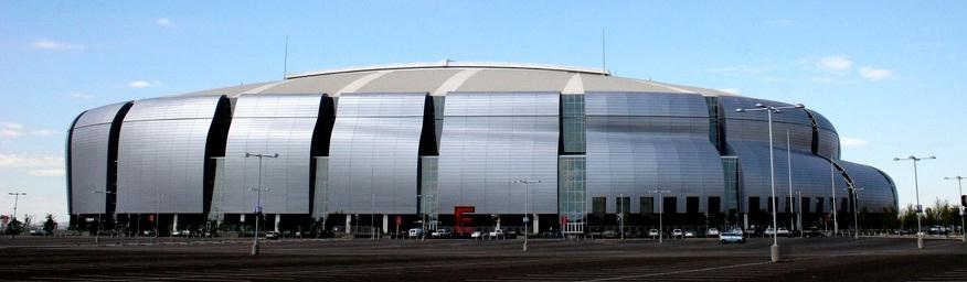 Super Bowl XLIX Stadium 1