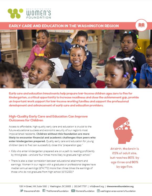 ECE Fact Sheet Cover